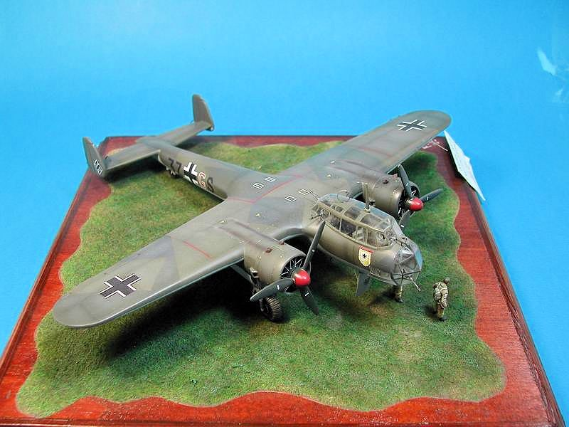 Dornier Do17 Z1 - Matchbox 1/72