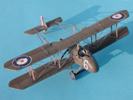 Royal Aircraft Factory FE 8 - Autocostruito 1/72
