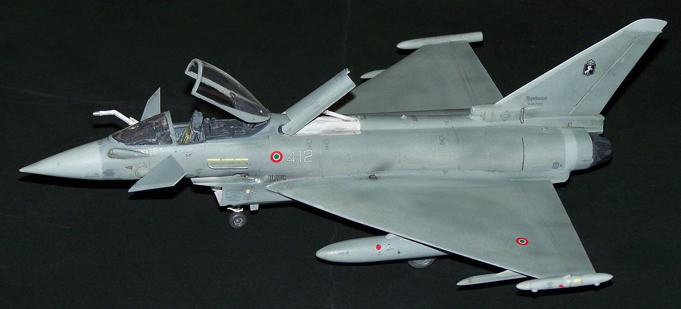 Eurofighter Typhoon - Revell 1/72